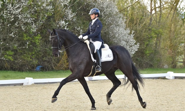 Sarah Millis: Passing on the Knowledge, the Skills and the Dedication to Young Riders