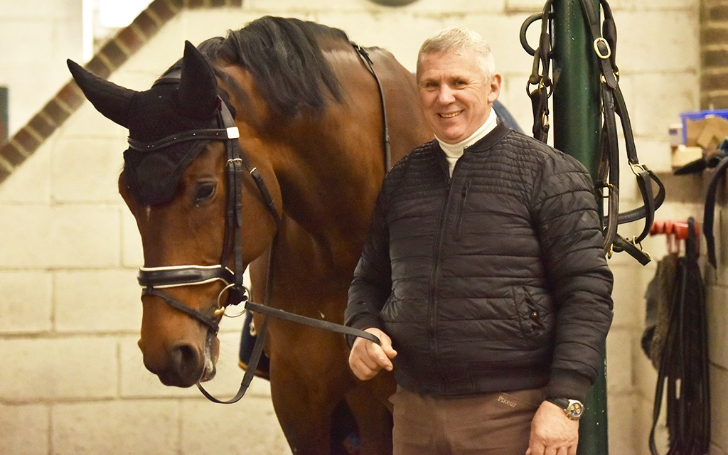 Dane Rawlins — dressage impresario and a mover and shaker