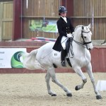 The horses that made last year's 'unknown' Olympia competitor Mojca Usnik