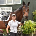 Eye-catching mercurial Jazz made rider and trainer Sarah Williams