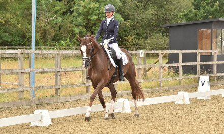 Dressage results: Parwood, Surrey, 6 August 2020