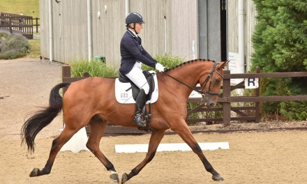 Dressage results: Fairoak Grange, Hants, 12 September 2020