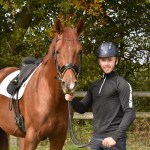 Dressage rider Josh Hill on fitting-in, fit and versatility