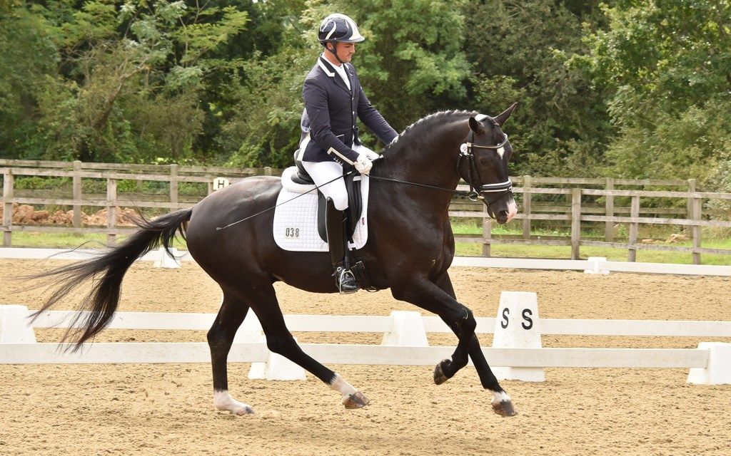 Dressage results: Wellington Riding, Hants, 24-26 October 2020