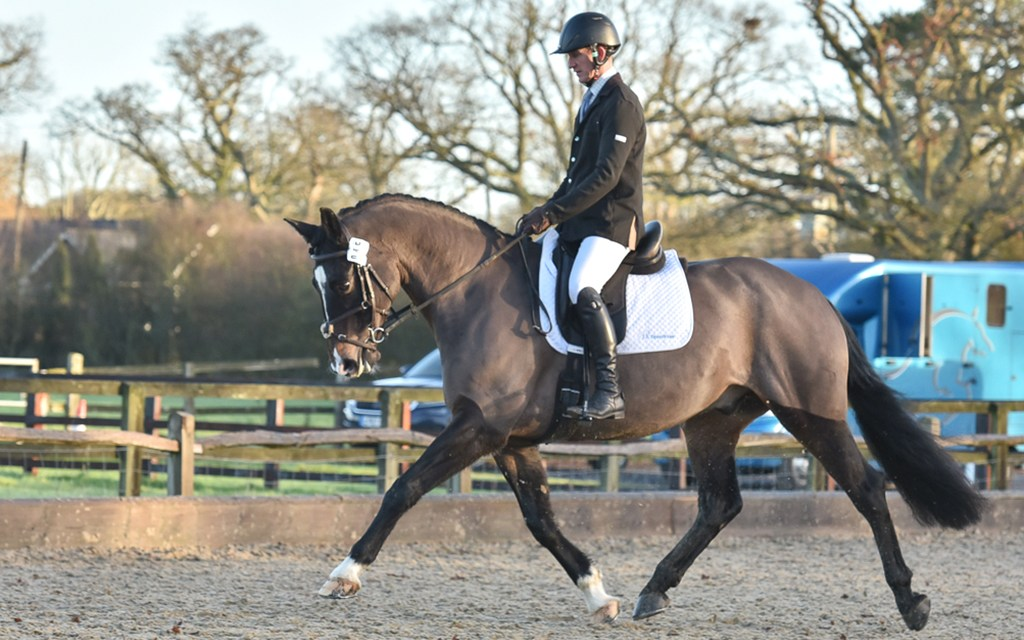 Dressage results: Belmoredean, West Sussex, 17 December 2020