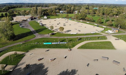 We need re-regionalised dressage competitions and viable venues