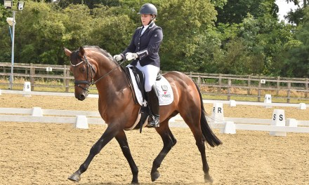 Dressage results: Fairoak Grange, Hants, 9 April 2021