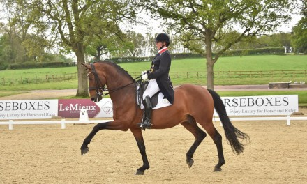 The Hickstead All England Showground is the star of its own show