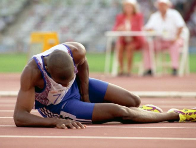 Athletics - Barcelona Olympics - Mens 400m
