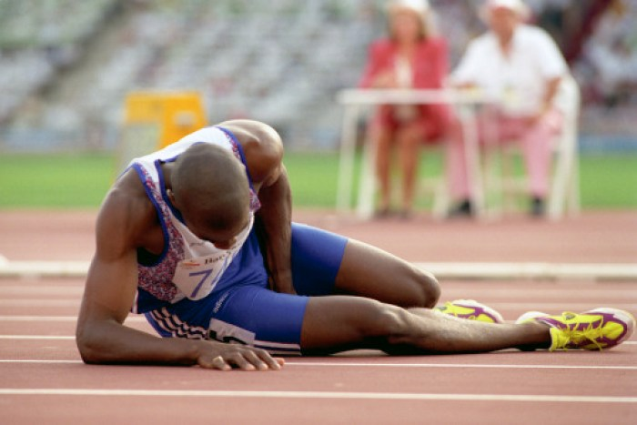 Athletics - Barcelona Olympics - Mens 400m