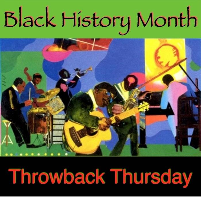 throwback black history
