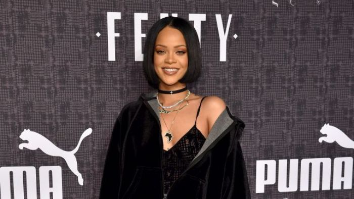 FENTY PUMA by Rihanna AW16 Collection - Arrivals - Fall 2016 New York Fashion Week