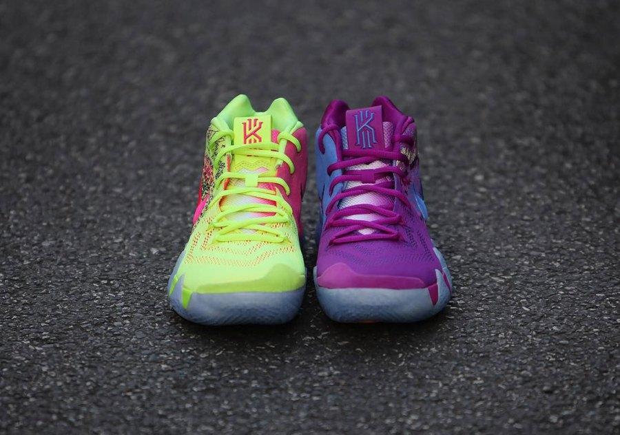 timeless design ce6f2 4574e 12/15/17 O&A NYC WITH WaleStylez FASHION: Nike Kyrie 4 ...