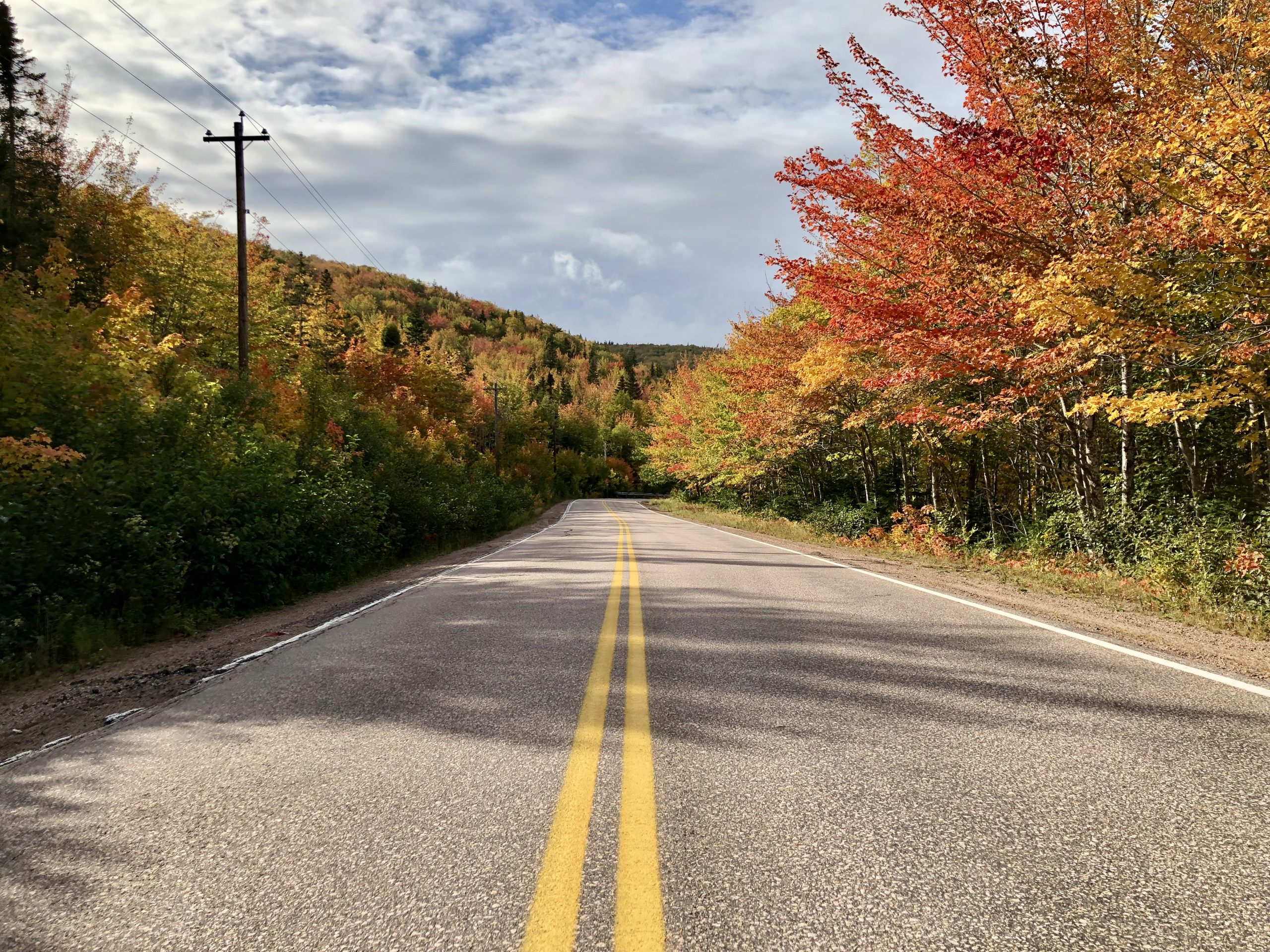 Canada's Most Scenic Drives: The Eye-Catching Cabot Trail on Cape Breton Island via @outandacross