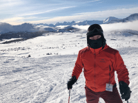 My Banff Ski Trip: Thrilling Time at Sunshine Village