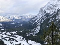 Banff's Tunnel Mountain Hike is Wonderful in Winter