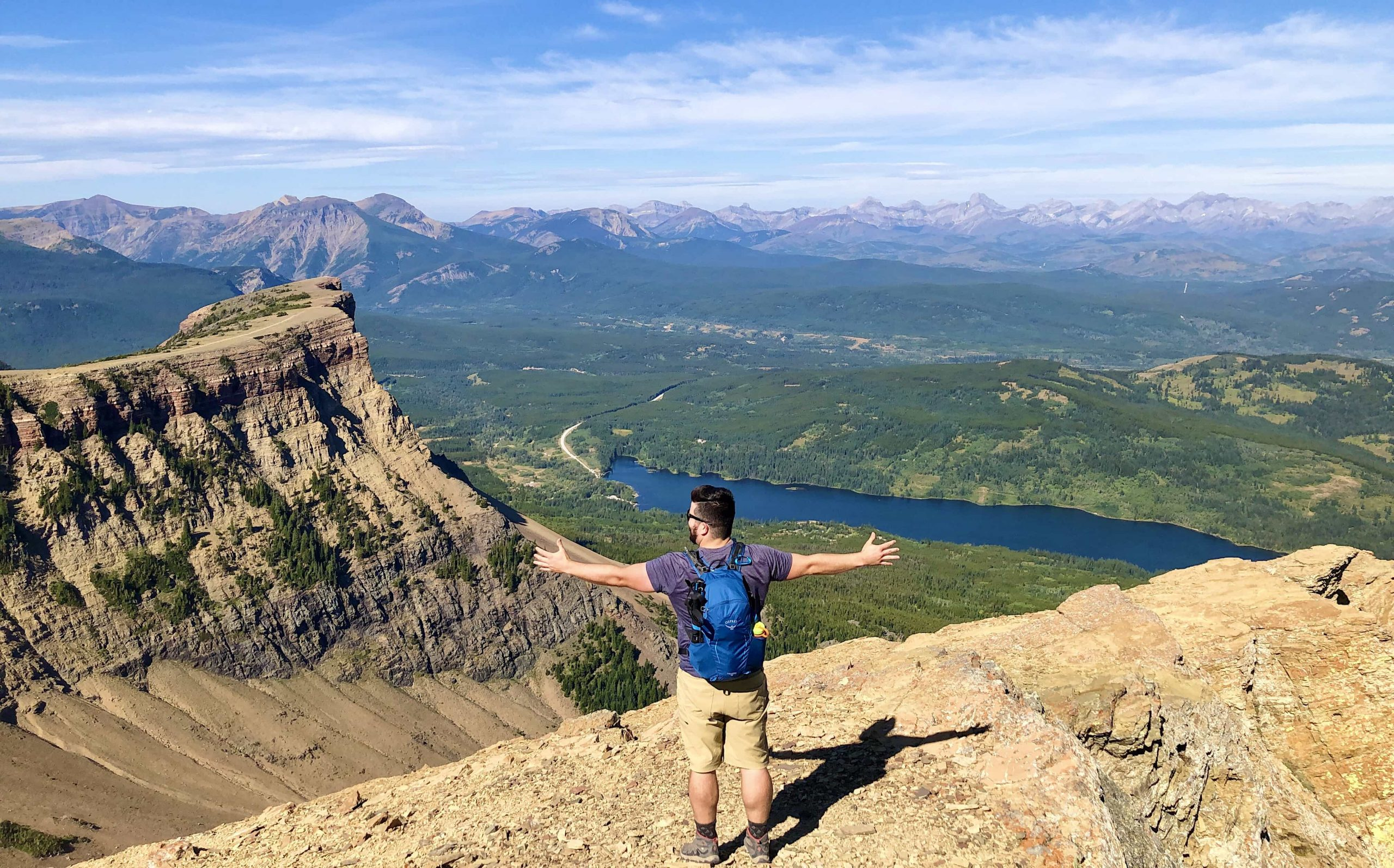 Hike via @outandacross