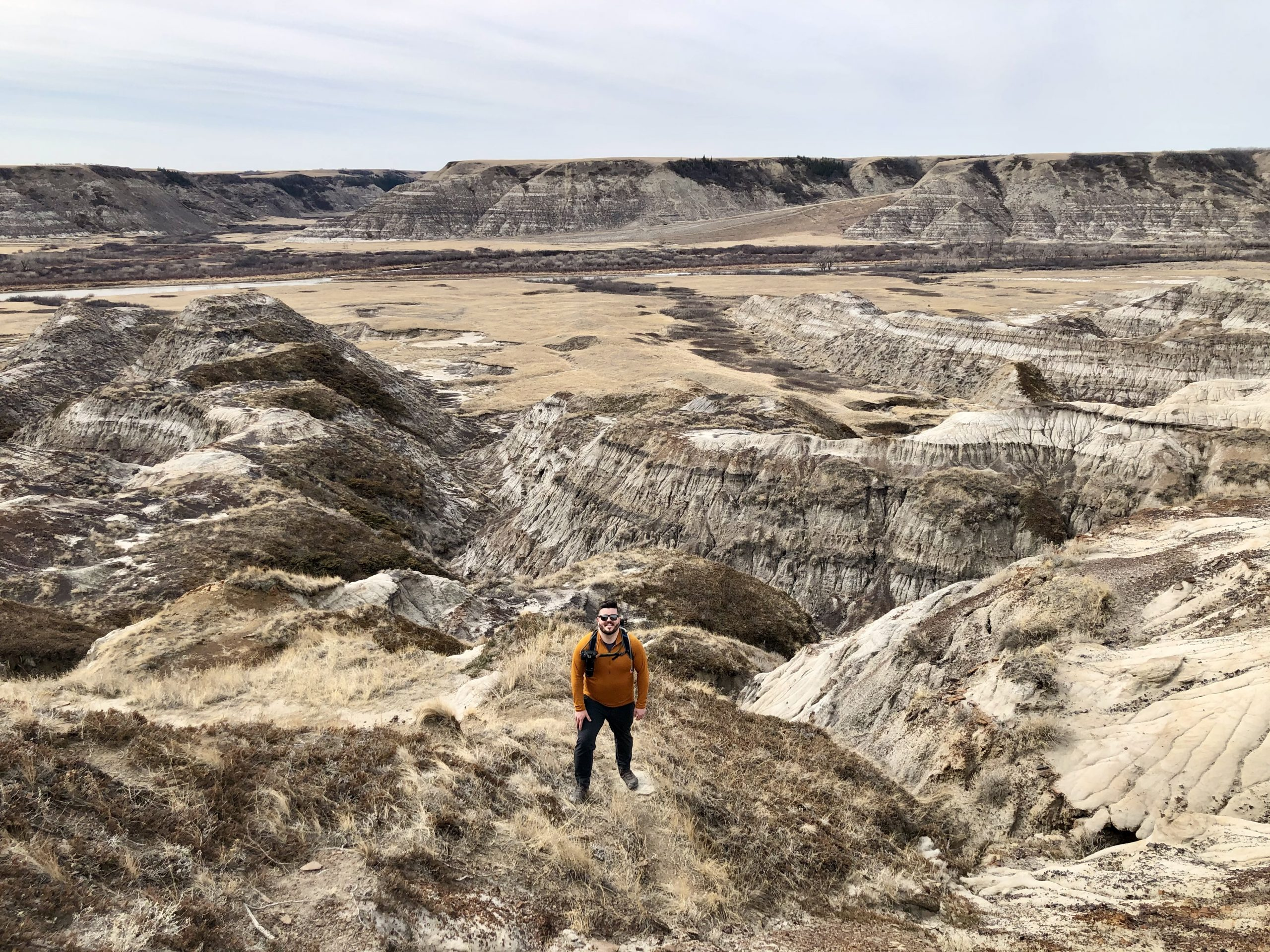 7 of the Best Things To Do in Drumheller, Alberta via @outandacross