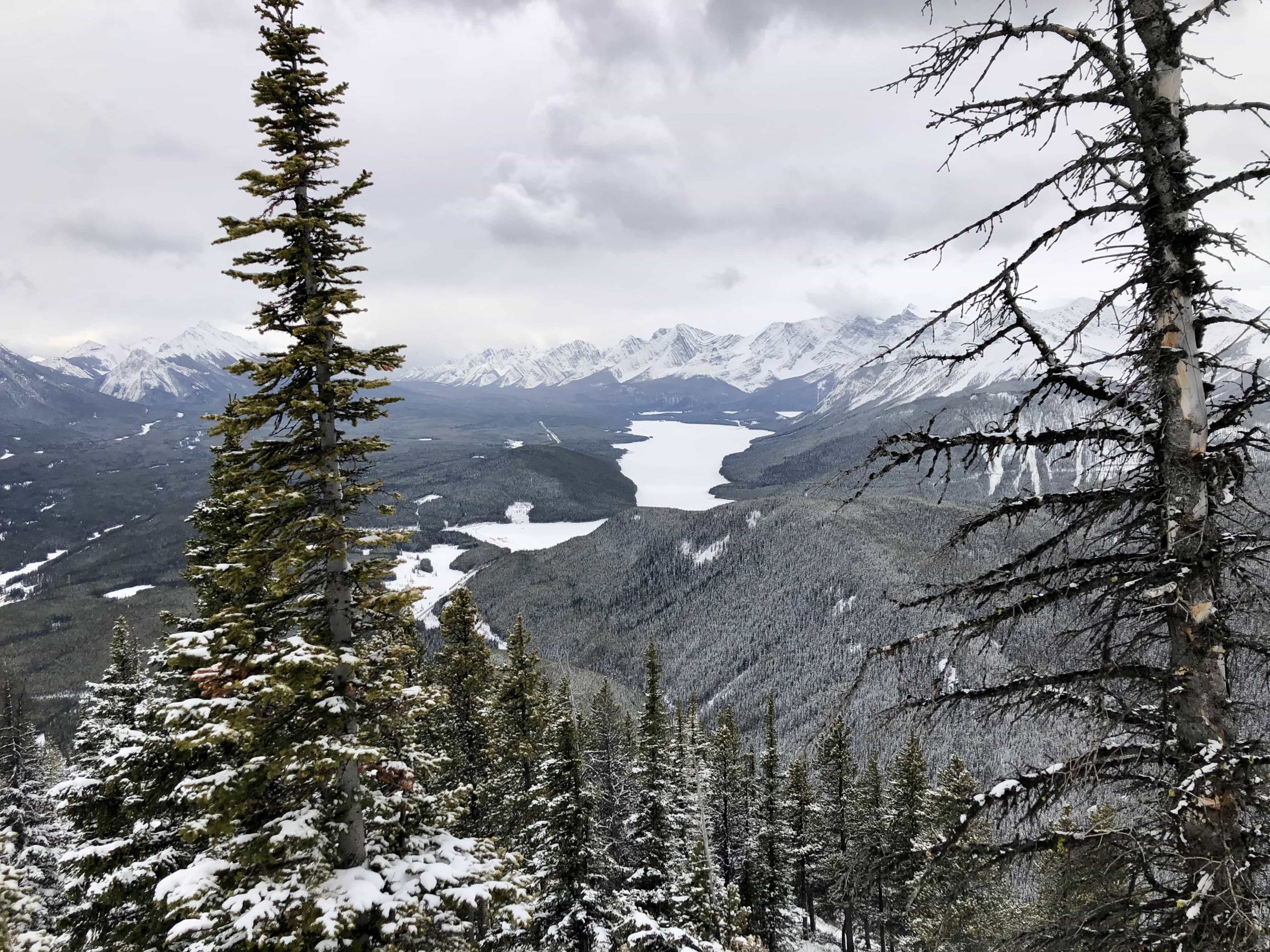 The South Lawson Peak Hike in Kananaskis is Amazing via @outandacross