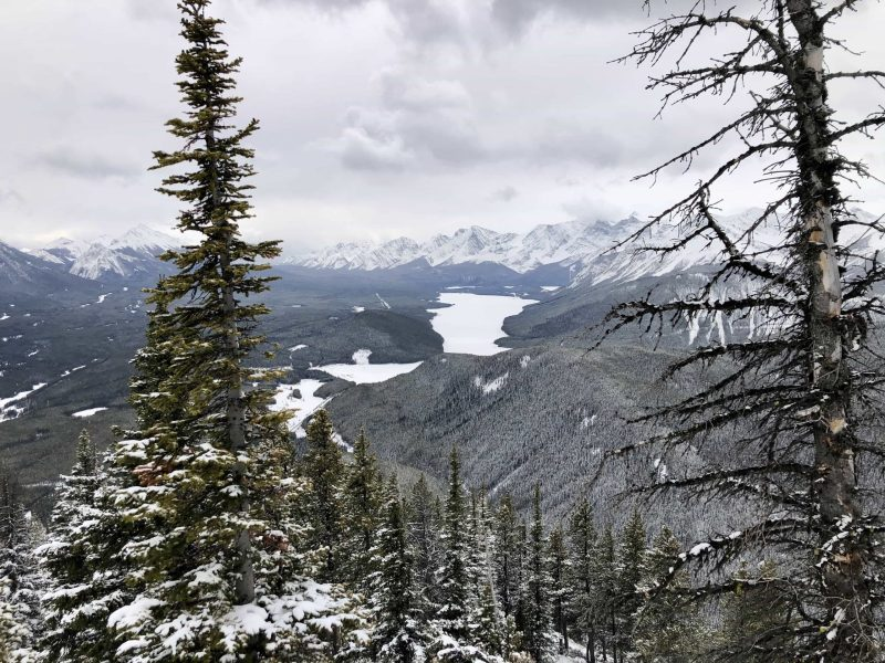 The South Lawson Peak Hike in Kananaskis is Amazing