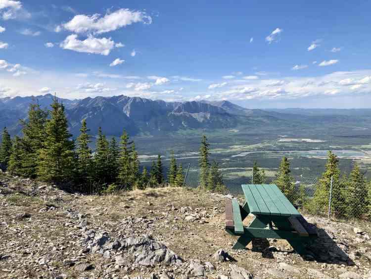 Yates Mountain summit