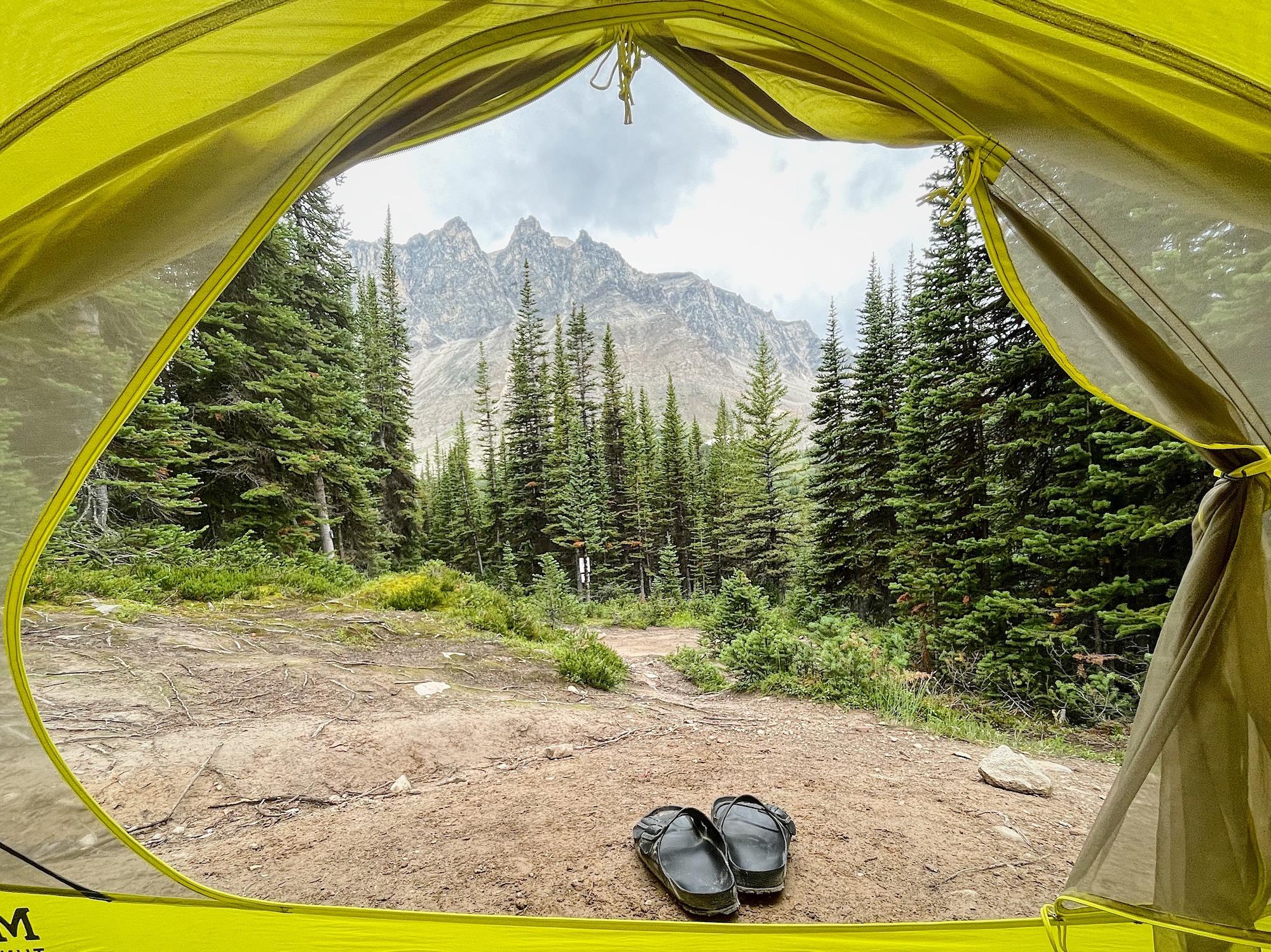 Jasper Skyline Trail: 3-Day Backpacking Trip in the Rockies via @outandacross