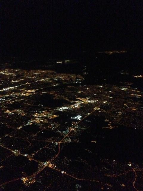 Above Denver
