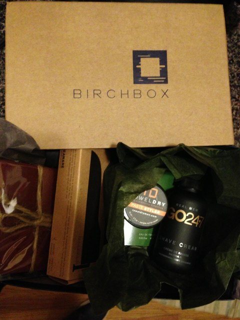 First BirchBox