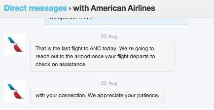 Tweets from @AmericanAir