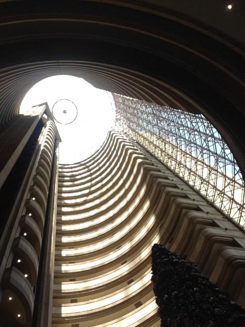 Atrium at Grant Hyatt Santiago