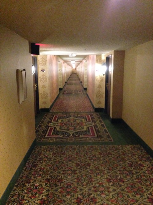 The Shining, anyone?