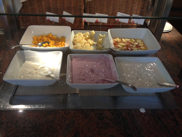 Park Inn Munich-East breakfastings