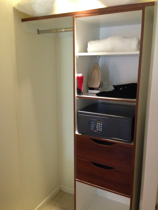 Safe/closet