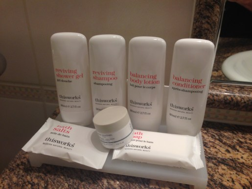 Thisworks toiletries