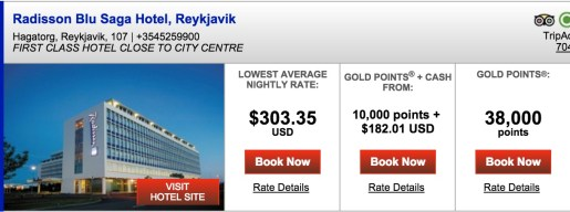 Incredible value in Iceland! ~$606 for 2 nights