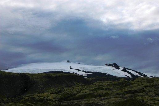 Snaefellsjokull in the distance