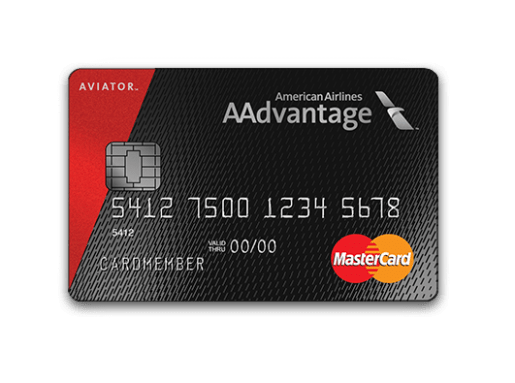 The new Aviator Red MasterCard