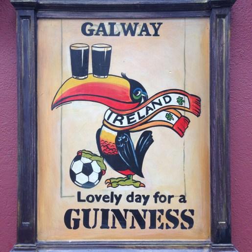 Around Galway