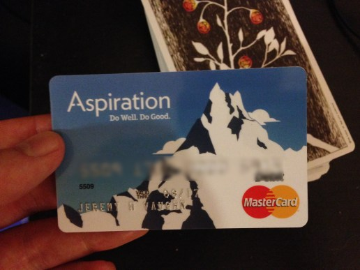 aspiration summit account