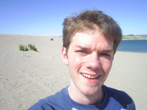 In Elephant Butte, New Mexico in 2005. I was 21. It's been so long - and so much has changed