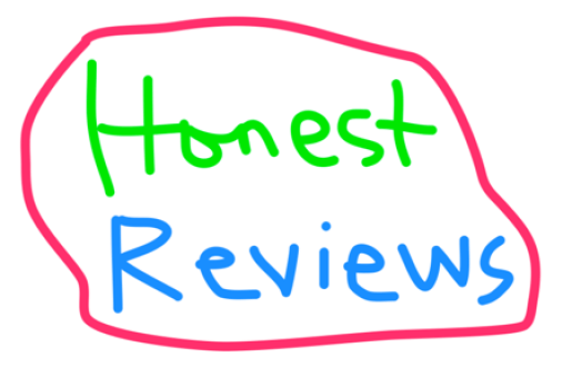 Yay for Honest Reviews!