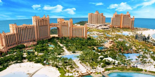 Up next: 4 free nights in the Bahamas!