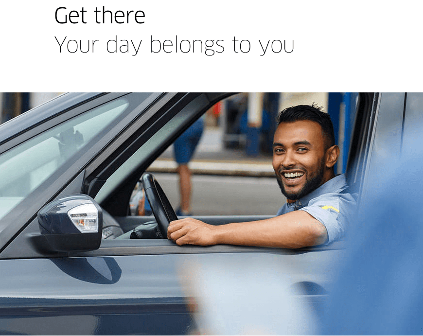 earn points with uber
