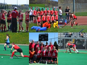 Junior Girls Collage