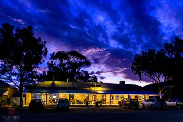 Outback Accommodation at the Family Hotel Tibooburra