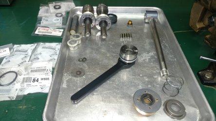 OST-0003 Yamaha Tilt Piston Spanner Wrench