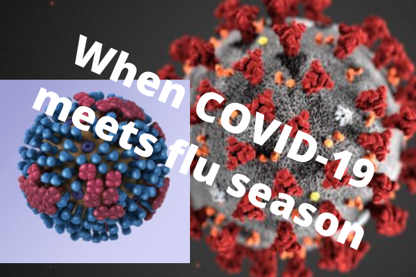 When COVID-19 meets flu season - Outbreak News Today