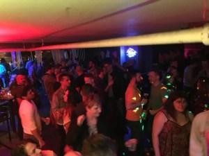Hey Honey Apres Ski LGBTQ Ski Weekend Dance Floor 7