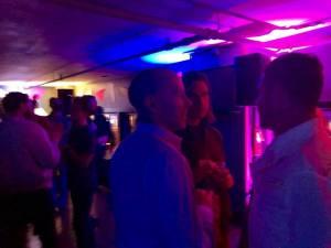 Hey Honey LGBTQ Ski Weekend Dance Floor 2