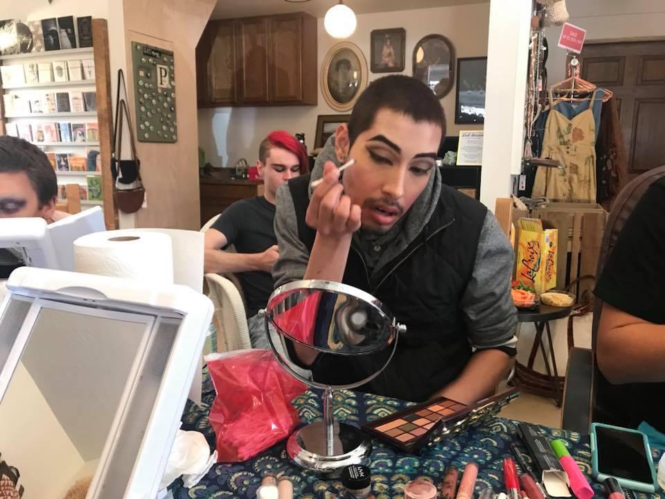 Drag Workshop Eye Makeup Bend Oregon